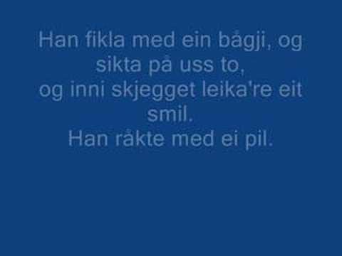 Hellbillies - Råka tå ei pil