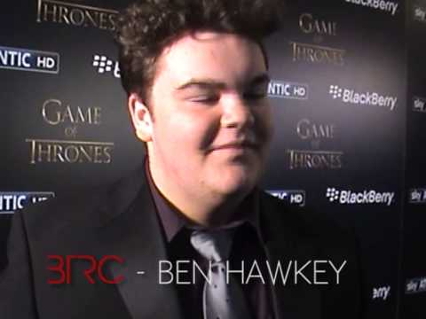 Ben Hawkey  Game of Thrones UK premiere