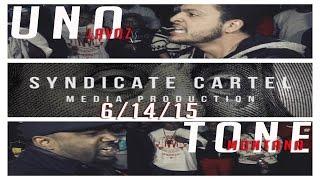 TONE MONTANA VS UNO LAVOZ//BLACK ICE CARTEL//BATTLE ON OLYMPUS