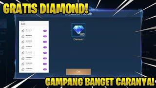 CARA GAMPANG MENDAPATKAN DIAMOND! |Mobile Legends