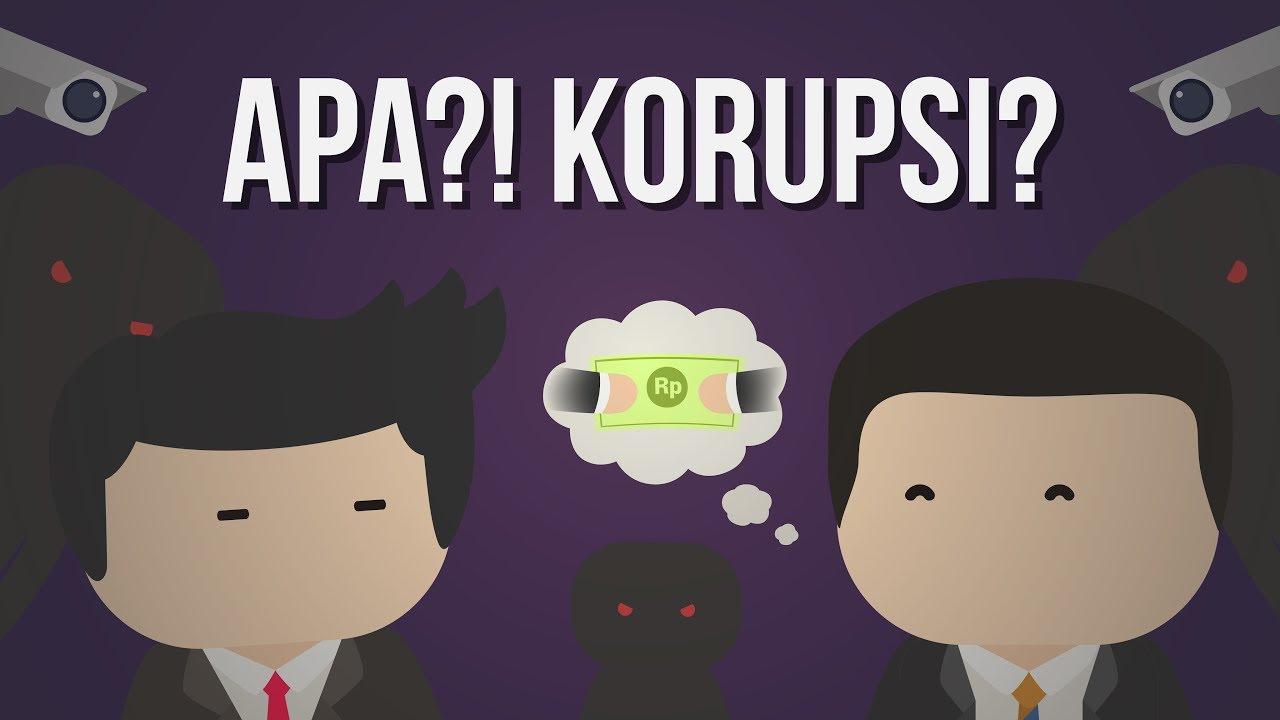Kenapa Korupsi Menjadi Tradisi di Indonesia?