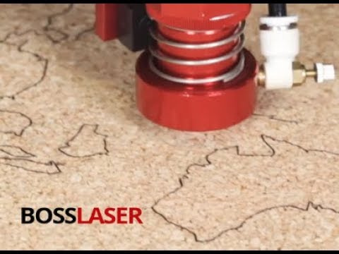 Laser Cut World Map.Co2 Laser Cut Cork World Map Download Files Free Youtube