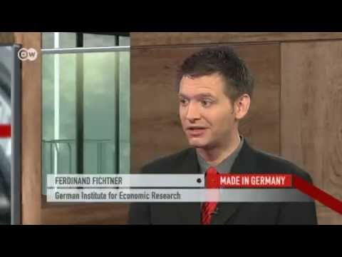 What is Germany's secret to staving off the eurocrisis? | Made in Germany - Interview