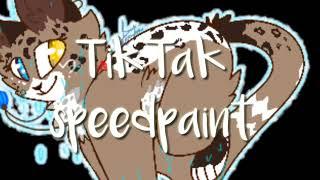TikTak new OC,base edit{speedpaint}