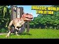 JURASSIC WORLD EVOLUTION Bienvenidos Al VicioPark Gameplay Español mp3