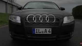 audi a4 b7 3 0 tdi motorsound by maxhaust