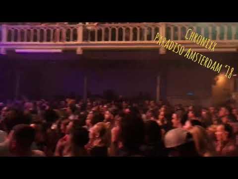 Chronixx (Ghetto Paradise) @Paradiso Amsterdam 2018