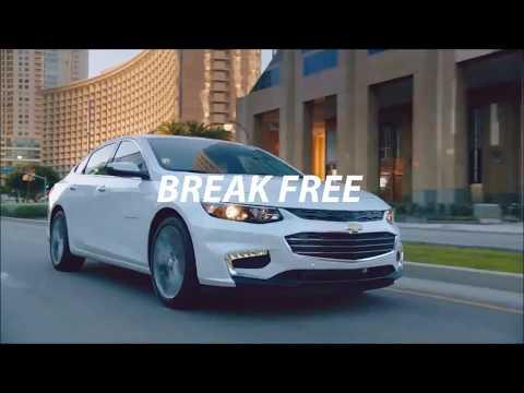 My 2017 Chevrolet Malibu Commercial