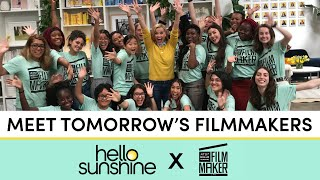 Reese Witherspoon Educates the Filmmakers of Tomorrow   2019 Filmmaker Lab (Trailer)