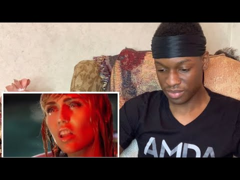 Miley Cyrus - Slide Away (Official Video) REACTION