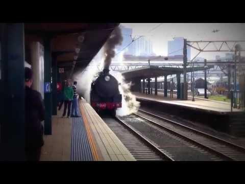 Steam In Metropolitan Sydney & NSW - Volume 2 - Part 1/2