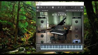 Скачать The Maverick Native Instruments Maravilla De Piano TORRENT