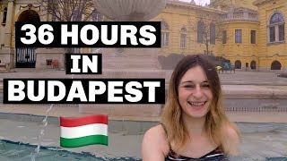 THE HIGHLIGHTS OF BUDAPEST | Budapest, Hungary