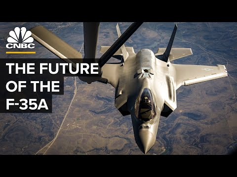 The Future Of The F-35 And The U.S. Air Force Fighter Fleet