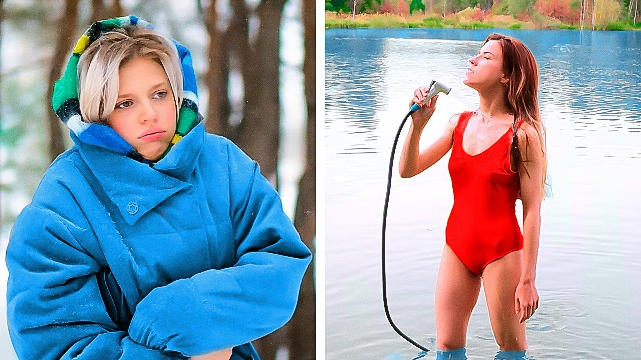 Stay Clever! Brilliant Camping Hacks For Any Situation! Festival & Outdoor Hacks By A PLUS SCHOOL