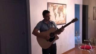 Звери Я с тобой (Видео урок) Бой и аккорды