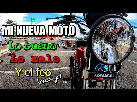 Italika Ft125 LO BUENO Y LO MALO | La Vida En 2 Ruedas Motovlog En Español