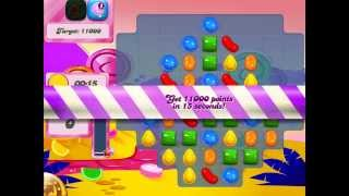 Candy Crush Saga: Level 297 (No Boosters) iPad