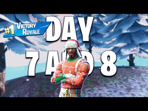 day-7-and-8-of-14-days-of-christmas---the-**new-rarest**-fortnite-skin