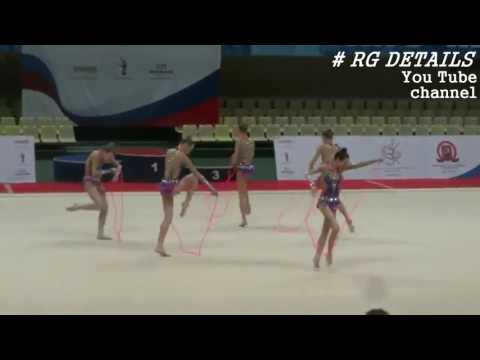 Junior group team Moscow 5 Ropes / 2017