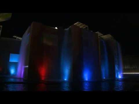 Weltausstellung EXPO 2008, Saragossa, Deutscher Pavillon
