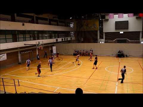 CroHoops League 2017/18, Rnd.5 - Nenad Milkovic (Jankomir) Highlights