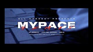 YouTube動画:NF Zessho, JIVA Nel MONDO & Mid-S - Mypace (Remix) 【Official Music Video】