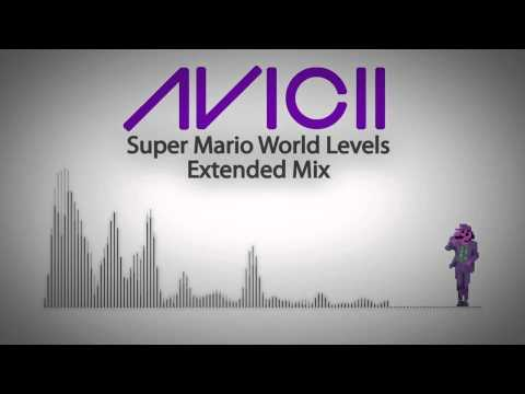 Avicii - Super Mario World Levels (Full Version) | Avicii - Levels (Super Mario Remix)