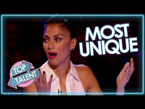 Most UNIQUE Cover Auditions Ever On The X Factor | Top Talent