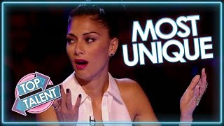 Download Most UNIQUE Cover Auditions Ever On The X Factor | Top Talent Mp3 and Videos