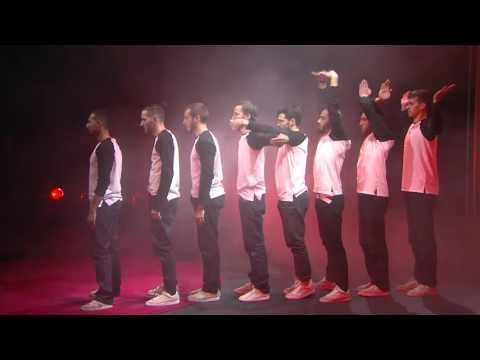 Perfomance: Popping | Music Box | TEDxAthens