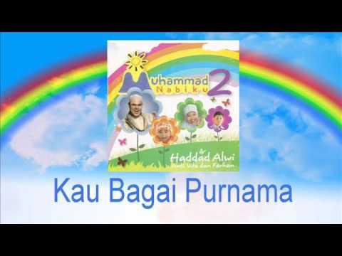 Haddad Alwi Feat Anti & Vita - Kau Bagai Purnama Mp3