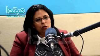 فيديو| النائبة منى جاب الله تضع روشتة لتطوير التعليم على الراديو 9090