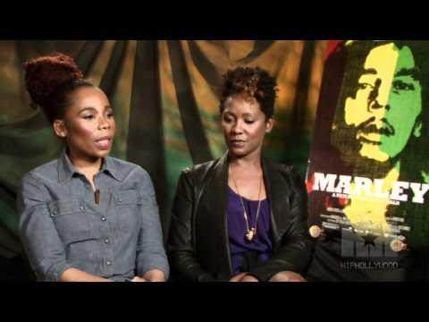 Bob Marley's Children Talk 'Marley' Documentary - HipHollywood.com