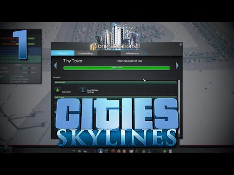 Cities Skylines ~ Ep 1 ~ I Got Skills!