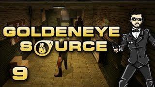 Gun-Game In The Library! (GoldenEye Source #9)