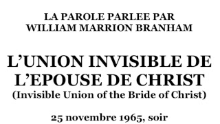 180915  Invisible union of the bride of Christ - Kinyarwanda