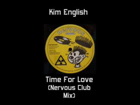 Kim English - Time For Love (Nervous Club Mix)
