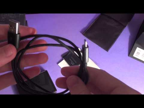 iRiver Astell & Kern AK100 High End Portable Music Player Unboxing
