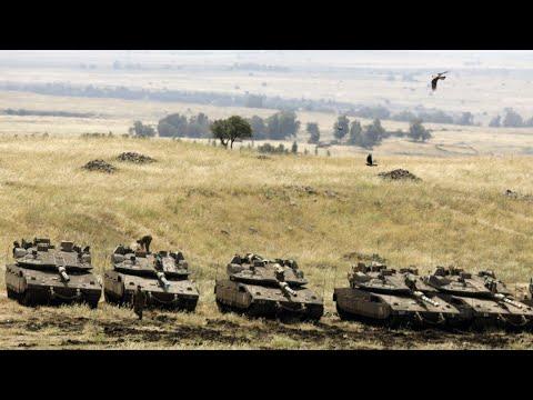 L'Iran ne confirme pas ses frappes sur le Golan