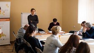 Szkolenie dla przedstawicieli organizacji pozarządowych