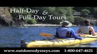 San Juan Island Sea Kayaking - Outdoor Odysseys Kayaking Tours