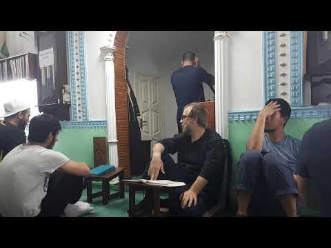 Азан на Ночной намаз ['Ища]  Шамиль Алиев (Муаззин)  2 июня 2019 год.