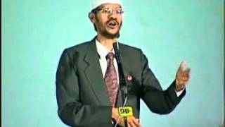 Zakir Naik - The Quran and Modern Science; Conflict Or Conciliation Pt.1 (Lecture Session)