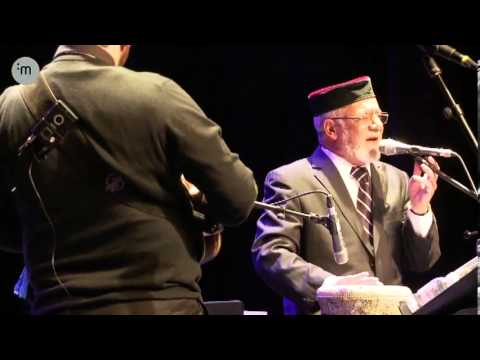 The MED Orchestra featuring R. Haim Louk at BOZAR - Moroccan classics part 1