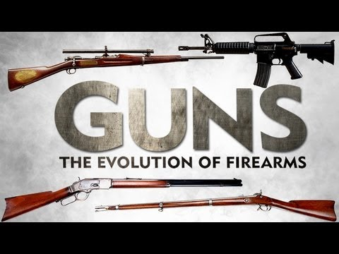Image result for The Evolution of Firearms video