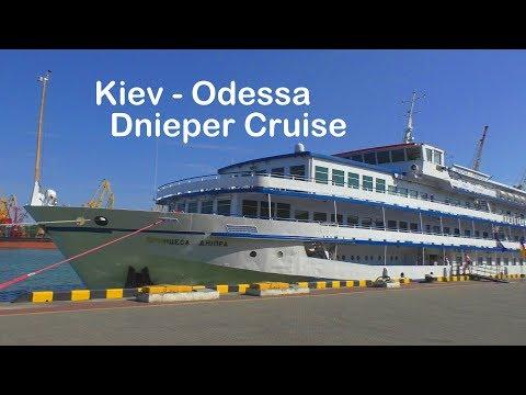 Ukraine Cruise Kiev - Odessa on Dnieper River