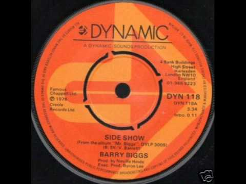 Barry Biggs - Side Show