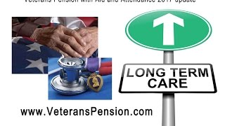 Veterans Pension with Aid and Attendance 2017