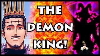 The Demon King ATTACKS the Black Bulls! Megicula REVEALED! (Black Clover / Dante vs. Asta)